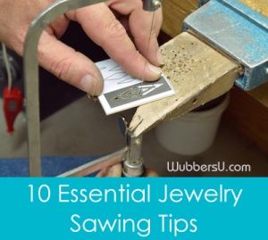Ask an Expert: Ten Essential Jewelry Sawing Tips