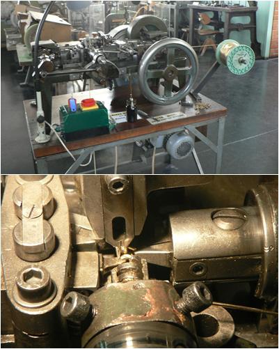 P04 Chainmaking machine